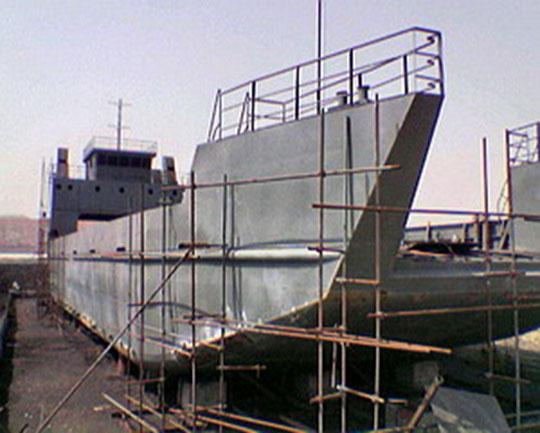 تهیه مدارک فنی جهت اخذ مجوز بهره برداری از کارگاه ساخت و تعمیر شناور
