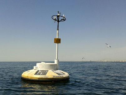 بویه موج نگار متعلق به سازمان بنادر و دریانوردی که مسئولیت و تصدی آن تا انتهای پروژه مکران با هندسه پارس می باشد.