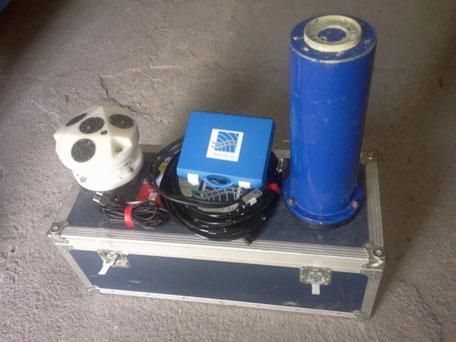 دستگاه اندازه گیری موج و جریان ADCP