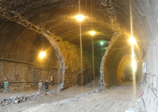 کنترل مطالعه و طراحی مفهومی تونل بزرگراه حکیم در محدوده عبور از پارک جنگلی چیتگر