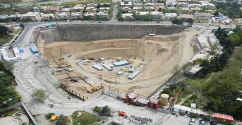 خدمات نظارت کارگاهی پروژه گود ایران زمین