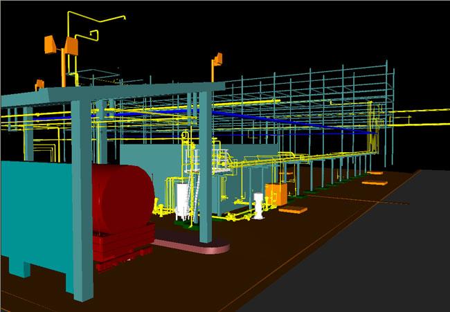 طراحی پایه و تفصیلی سیستم تخلیه مستقیم پلی پروپیلن از تراک