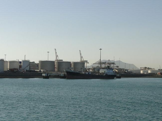 تهیه طرح توجیهی فنی – اقتصادی ترمیم اسکله دلفینی  (شماره 1) و توسعه آن در بندر خلیج فارس