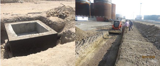 ارائه خدمات نظارت عالیه و کارگاهی پروژه احداث تأسیسات زیربنایی بندر خلیج فارس (مرحله دوم اجرایی)