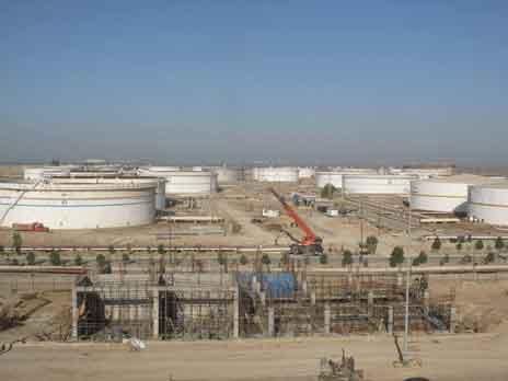 آخرین وضعیت پروژه طرح ساماندهی بندر صادراتی ماهشهر توسط مهندسین مشاور هندسه پارس