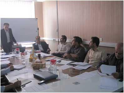 برگزاری دوره آموزشی یک روزه IMS مخصوص مدیران