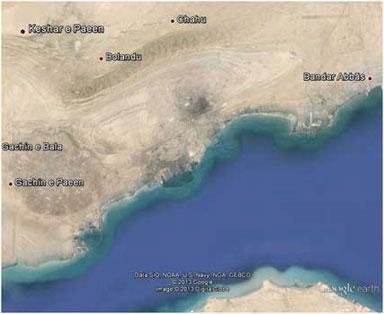 مکانیابی آب شیرین کن در سواحل بندرعباس