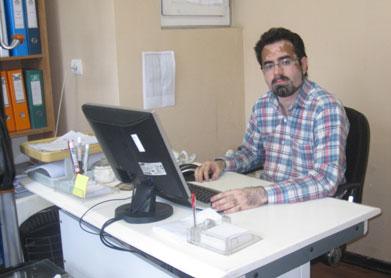 مهندس سلیمی در مهندسین مشاور هندسه پارس