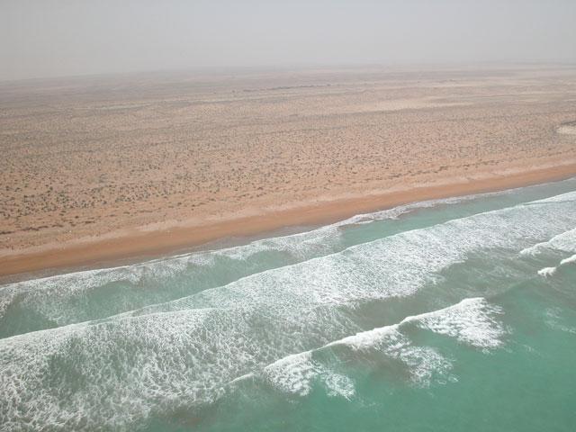 سواحل مکران (سواحل استان سیستان و بلوچستان به استثنای چابهار)